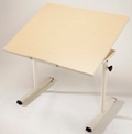 "Adjustable Height Work Table with Tilt - 36""W x 30""D, 26797"
