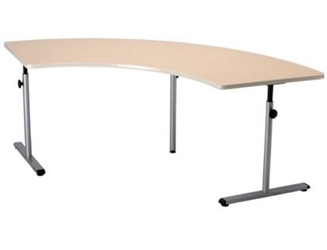 "Therashape Adjustable Height Table - 85""W x 37""D, 26802"