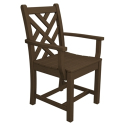 Chippendale Dining Armed Chair, 76009