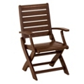 Signature Folding Chair, 85412