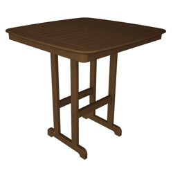 "Nautical Bar Table 44"", 85431"