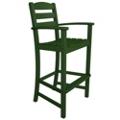 """La Casa Cafe Bar Arm Chair 47""""H, 85586"""