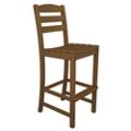 """La Casa Cafe Bar Side Chair 47""""H, 85587"""