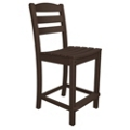"La Casa Cafe Counter Side Chair 41""H, 85589"
