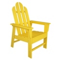 Long Island Adirondack Dining Chair in Vibrant Colors, 85597