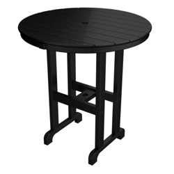 "Round Counter Table 36"", 85603"
