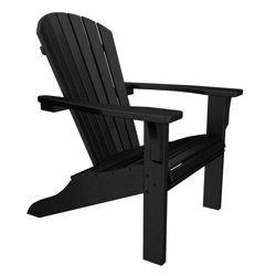 Seashell Adirondack Chair, 85608