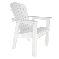 Seashell Adirondack Casual Chair, 85609