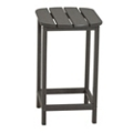 "South Beach Counter Side Table 26""H, 85614"