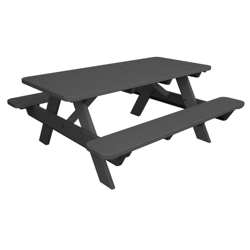 "Park A Frame Picnic Table 72"", 85672"