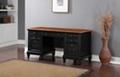 """Double Pedestal Desk 63""""W x 26""""D, 14694"""