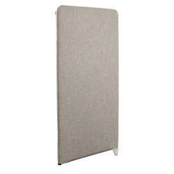 "Division 30""W x 60""H Fabric Tackable Panel, 21430"