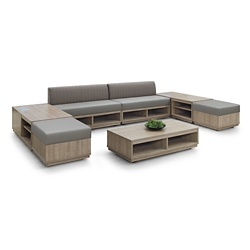 Encounter Nine Piece Modular Lounge Set, 46894