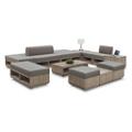 Encounter 14 Piece Modular Lounge Set, 46895