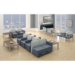 Ten Piece Lounge Seating Group, 76531