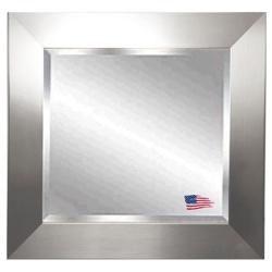 "35.5""H x 35.5""W Beveled Wall Mirror, 87413"