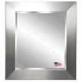 "31.5""H x 27.5""W Beveled Wall Mirror, 87415"
