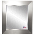 "37.5""H x 33.5""W Beveled Wall Mirror, 87416"