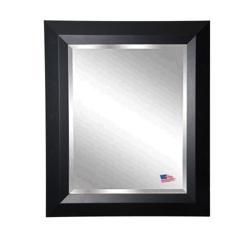 "35.5""H x 29.5""W Beveled Wall Mirror, 87441"