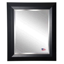 "45.5""H x 39.5""W Beveled Wall Mirror, 87443"