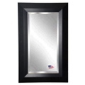 "35.5""H x 23.5""W Beveled Wall Mirror, 87444"