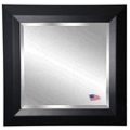 "35.5""H x 35.5""W Beveled Wall Mirror, 87445"