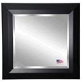 "35.5""H x 35.5""W Beveled Wall Mirror, 87445"