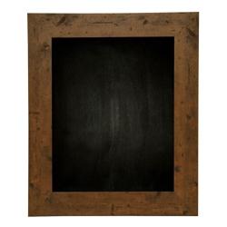 "24""W x 30""H Decorative Wood Framed Blackboard , 80575"