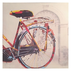 Cycle Art Piece, 92264