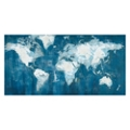 "27.5""W x 55""H World View Wall Art, 82733"