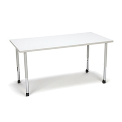 "Standard Height Mobile Group Table - 60""W, 46918"