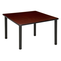 "Square Breakroom Table - 36"", 41641"