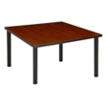 "Square Breakroom Table - 42"", 41643"