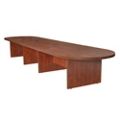 Oval Conference Table - 18'W, 45016