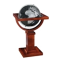 Frank Lloyd Wright Mini Desktop Globe, 86290