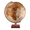 Bronze Metallic Desktop Globe, 86295