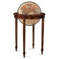 Regency Raised Relief Globe, 91920