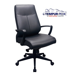 Tempur-Pedic® by raynor group companies High Back Conference Chair, 57114