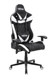 Two Tone Fabric Ergonomic Gaming Chair, 57502