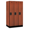 "Three Door Locker 64""H x 21""D, 36671"