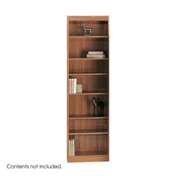 """24""""W x 84""""H Seven Shelf Bookcase, 32126"""