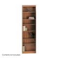 "24""W x 84""H Seven Shelf Bookcase, 32126"