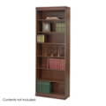 "30""W x 84""H Seven Shelf Bookcase, 32127"