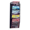 Five Pocket Magazine Rack, 34487