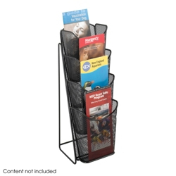 Four Pocket Pamphlet Display, 36136