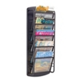 Five Pocket Steel Literature Display Rack, 36399