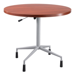 "36"" Diameter Round Adjustable Height RSVP Table, 44634"