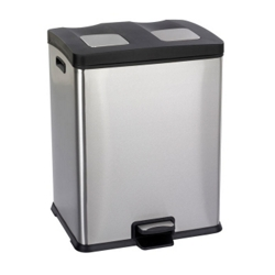 Recycling Can - 7.5 Gallon Capacity, 85259