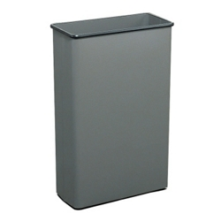 Rectangle Trash Bin - 88 Quart Capacity, 85271