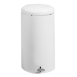 Round Step On Trash Can - 7 Gallon Capacity, 85281